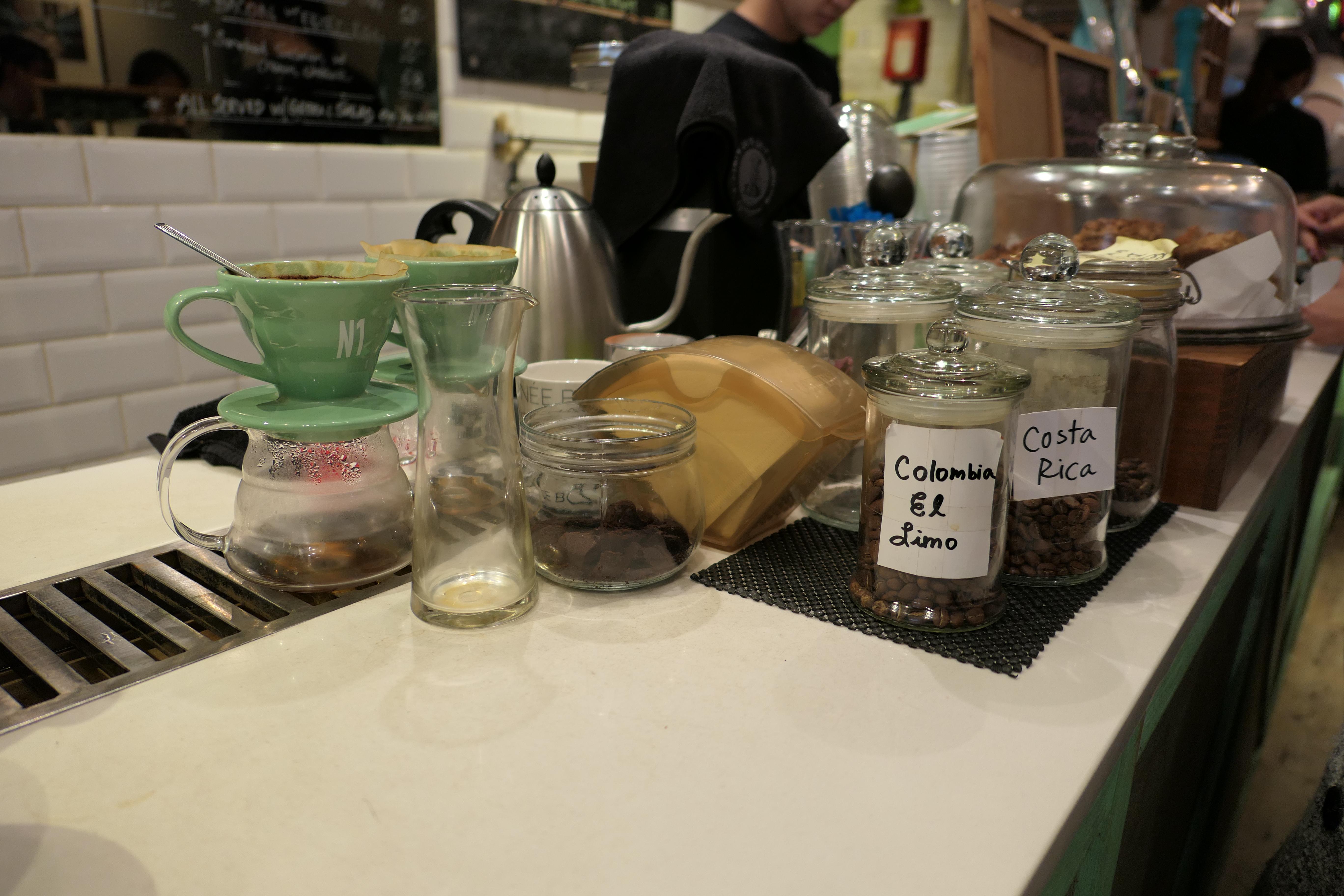 N1 Coffee Hong Kong