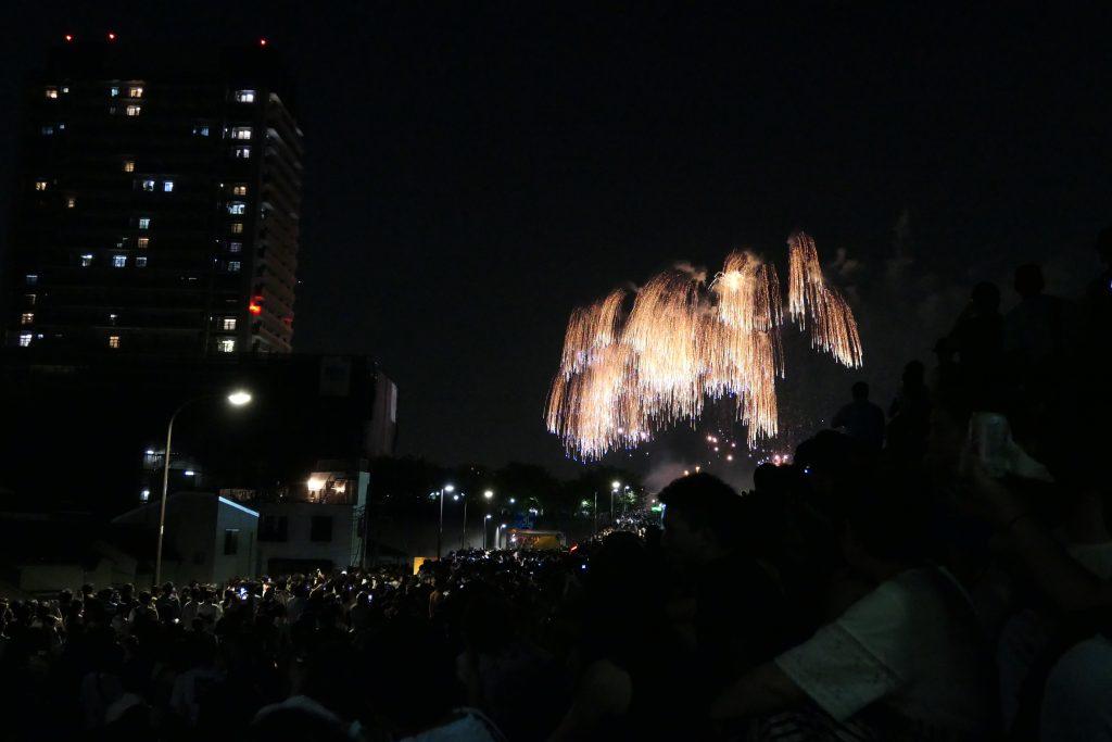 Summer in Japan - Adachi Fireworks