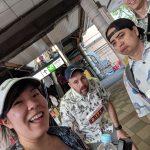 Sad Team808 at Tamachi Station